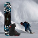 Junior snowboard package