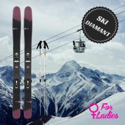 Diamond Womens ski