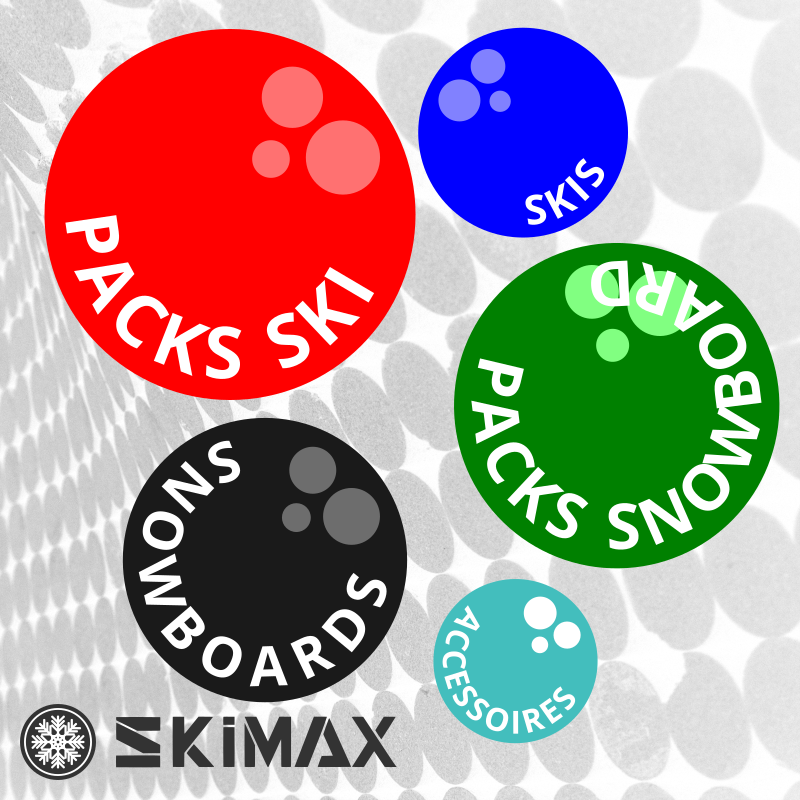Select the category of the ski